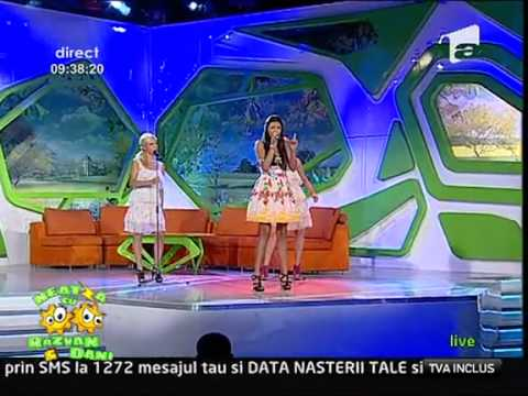 Antonia - Marionette Live - Muzica - Neatza cu Razvan si Dani