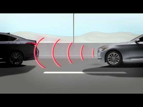 2016 Hyundai Genesis - Smart Cruise Control