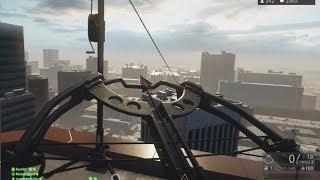 "getlinkyoutube.com-BF Hardline GUNS, VEHICLES, ZIPLINE & BATON Gameplay PS4 ""Battlefield Hardline"""