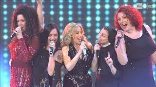 getlinkyoutube.com-The Voice IT | Serie 2 | Live 1 | Kylie Minogue a The Voice Of Italy