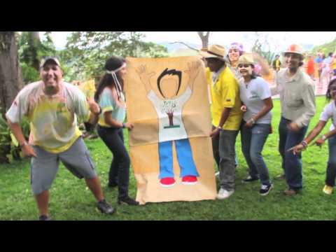 Campamento Mi Guarimba #TNC12 (TNC 2012 Fortaleciendo Raíces)
