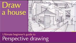 getlinkyoutube.com-how to draw complex spaces