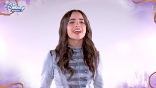 getlinkyoutube.com-Disney Descendants - Jewelled Headband Tutorial - Official Disney Channel UK HD