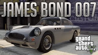 getlinkyoutube.com-James Bond (JB 700 & Rapid GT) : GTA V Custom Car Build