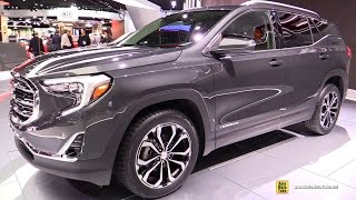 getlinkyoutube.com-2018 GMC Terrain - Exterior and Interior Walkaround - Debut at 2017 Detroit Auto Show