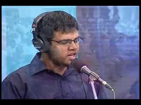 Roshan David - Singasanathilae (Vaanam Pottrum) - AFT Chennai