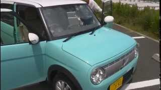 getlinkyoutube.com-スズキ ラパン その1 CarBeat