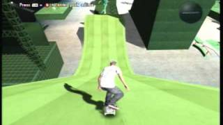 getlinkyoutube.com-Skate 3 - Legit Epicness Hangout (1337 score)