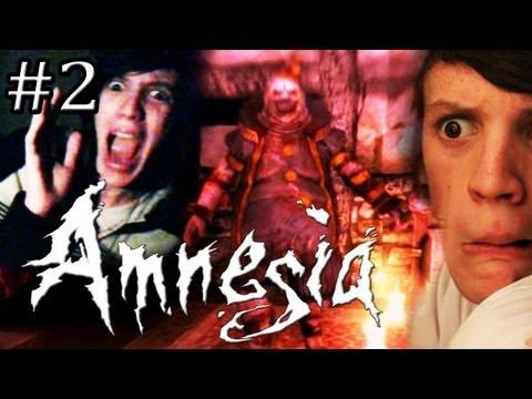 EL PEOR SUSTO... LEJOS :( - Amnesia - Custom Story: LAUGHING IN THE DARKNESS [PARTE 2]