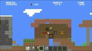 Mari0 Minecraft