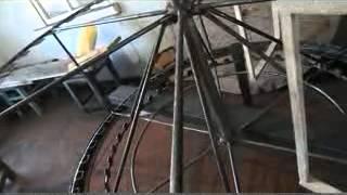 getlinkyoutube.com-Самодельная медогонка на 48 рамок