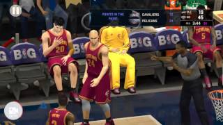 NBA2K16 Android IOS BUTTER  (Smooth capture)  OTG + DS4