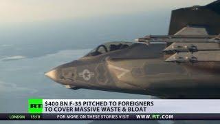 getlinkyoutube.com-Pentagon Pain: F-35 stealth fighter jet 'one of worst planes we've ever designed'
