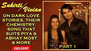 getlinkyoutube.com-Vivian Dsena & Sukirti Khandpal Interview Part 1 of 2