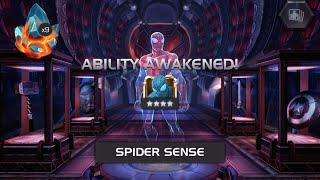 getlinkyoutube.com-Awakening 4-Star Spider-Man | Marvel Contest of Champions
