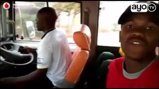 Wimbo wa Darasa 'Muziki' umemsababishia haya Dereva wa basi