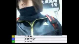 getlinkyoutube.com-【ウナちゃんマン VS 加川】ついに加川がブチ切れた!! ウナは鍵閉めて逃走