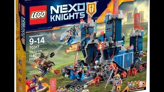 Lego Nexo Knights Images released for Jan 2016
