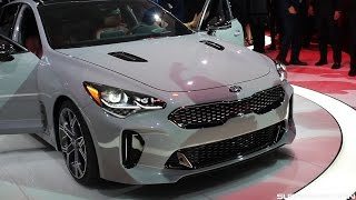 2018 Kia Stinger GT Close-Up Look and Thoughts!