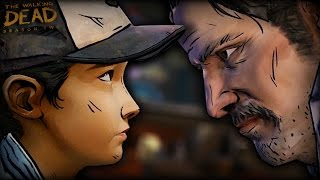 getlinkyoutube.com-DON'T YOU EVER TEST ME GIRL!.. || The Walking Dead Season 2 (Part 5) Episode 3