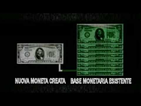 SIGNORAGGIO BANCARIO - Creazione della moneta,debito pubblico,inflazione,interessi 2/3