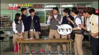 Running Man Ep 138 FUNNYcut Part 2