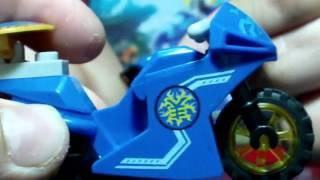 """getlinkyoutube.com-""""""""非樂高(LEGO)""""""""但可相容的積木~旋風忍者摩托車版~電忍 阿光 杰Jay~"""