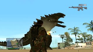 "getlinkyoutube.com-MisteriX. - Grand Theft Auto San Andreas ""Godzilla"" (Odcinek 22) [HD]"