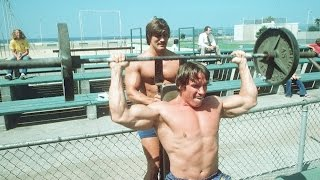 getlinkyoutube.com-Arnold Schwarzenegger and Body Building : Documentary on Body Building with Arnold Schwarzenegger