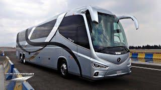 getlinkyoutube.com-Mercedes-Benz IRIZAR i8 [Interior]