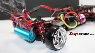 Burn Effect RC Drift Smoke Generator Version One - DriftMission.com