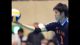 getlinkyoutube.com-八子大輔(やこだいすけ)注目度NO1イケメン バレーボール選手