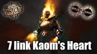 getlinkyoutube.com-7 link Kaom's Heart Righteous Fire | Path of Exile Guide by Niffler