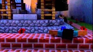 """Herobrine vs. 303"" - A Minecraft Animation"
