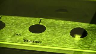 Laser Marking on Stainless Steel Appliance Parts | CMS Laser