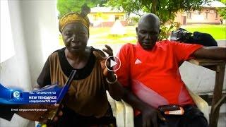 getlinkyoutube.com-Vérité Blesse: Mwasi ya papa Wendo KOLOSOYI abandonné azangi place yakofanda kokamwa !!!