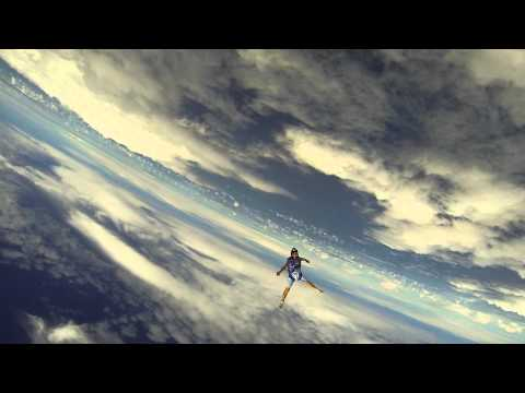 Skydiving in Paradise - Head Down with Yumi - September 2013 - GoPro Hero3 Black Edition