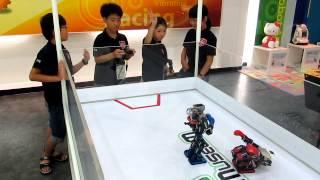 getlinkyoutube.com-Real Rock'em Sock'em Robots