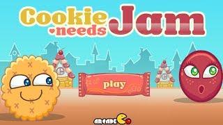 getlinkyoutube.com-Cookie Needs Jam Walkthrough Levels 1 - 24