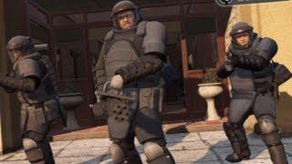 getlinkyoutube.com-GTA V: Juggernaut Bank Heist