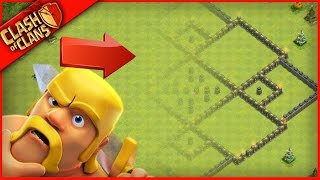 """I FOUND A """"GHOST BASE"""" in Clash of Clans!"""