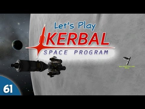 Kerbal Space Program - #061 - New Lease on Life