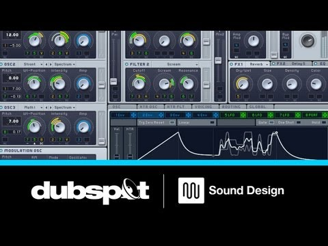 Native Instruments Massive Tutorial Pt 1 :: Talking Bass Synthesis
