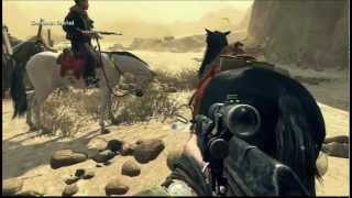 getlinkyoutube.com-Call of Duty Black Ops 2 - Campaign Walkthrough  Part 3 - Old Wounds