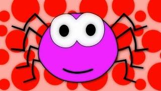 getlinkyoutube.com-La araña Eensy Weensy   Incy Wincy Spider