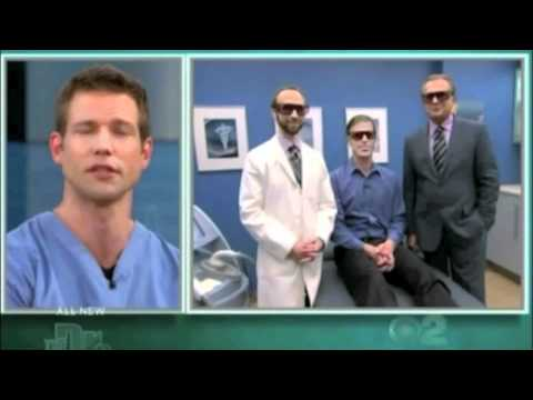 The Doctors - Laser Hair Removal on Man's Beard