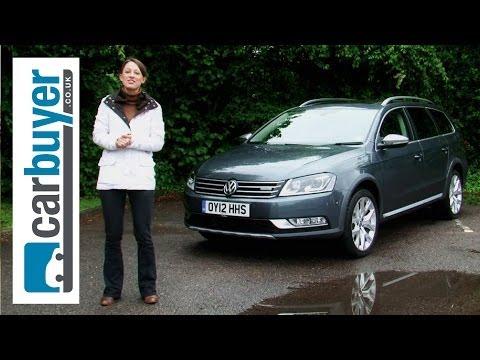 Volkswagen Passat Alltrack estate review - CarBuyer