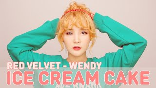 getlinkyoutube.com-[Eng / 中国语字幕 CC] TUTORIAL : 레드벨벳 웬디 메이크업 (feat.아이스크림 케이크)ㅣRed velvet Ice Cream Cake Makeup