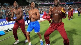 West Indies celebration after Won T20 World Cup 2016, Eng v West Indies is the best final ever seen