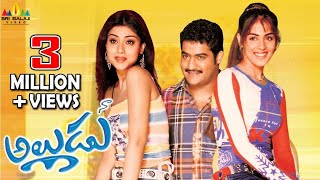 getlinkyoutube.com-Naa Alludu Telugu Full Movie | Latest Telugu Full Movies | Jr.NTR, Shriya, Genelia